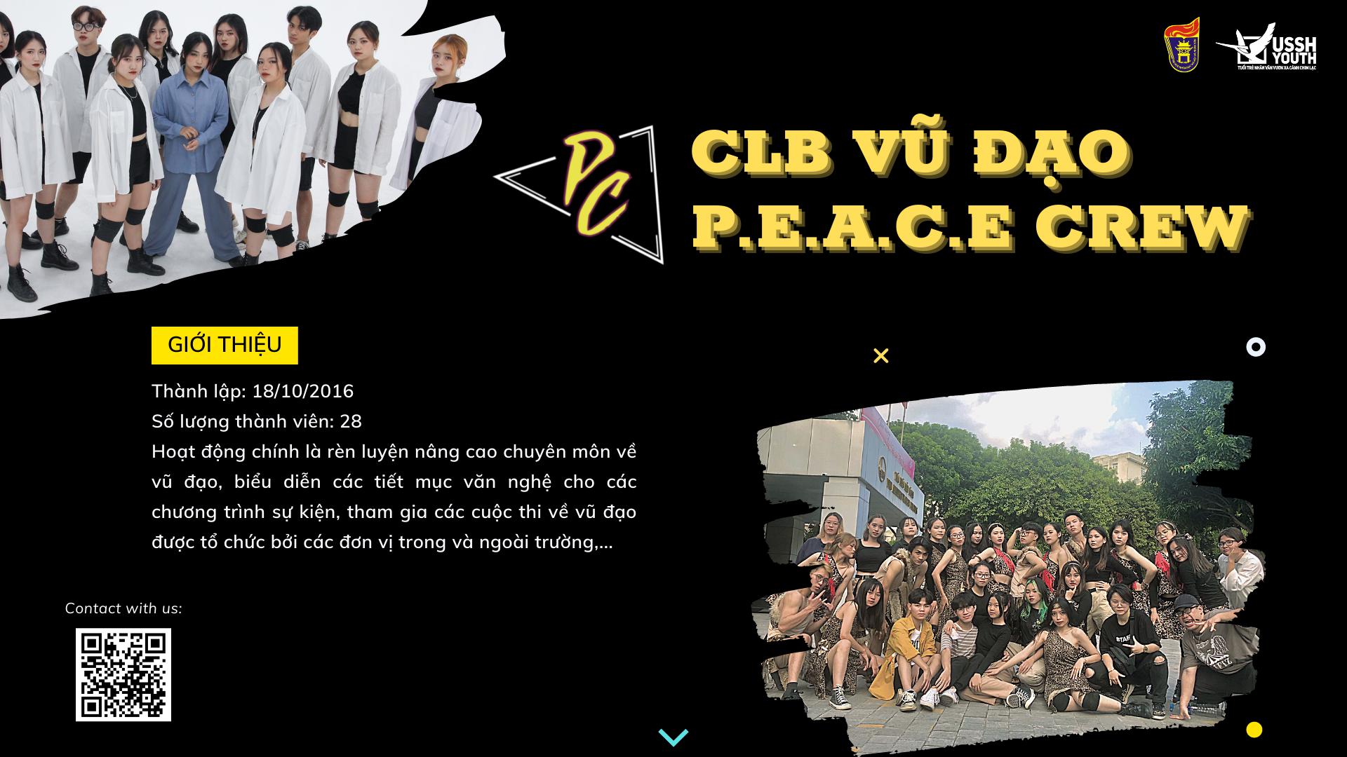 CLB PEACE CREW